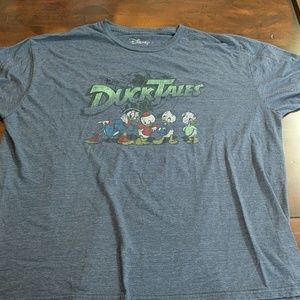 DISNEY DuckTales t-shirt Men's XXL Blue
